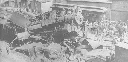 1903 train accident