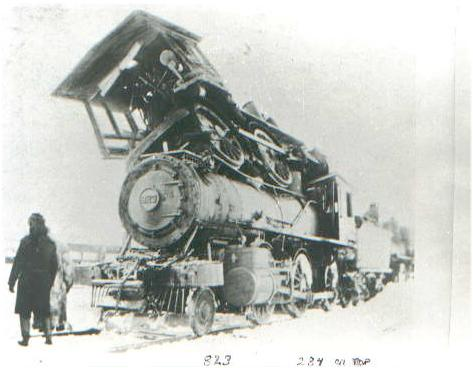 train crash turn century 1900